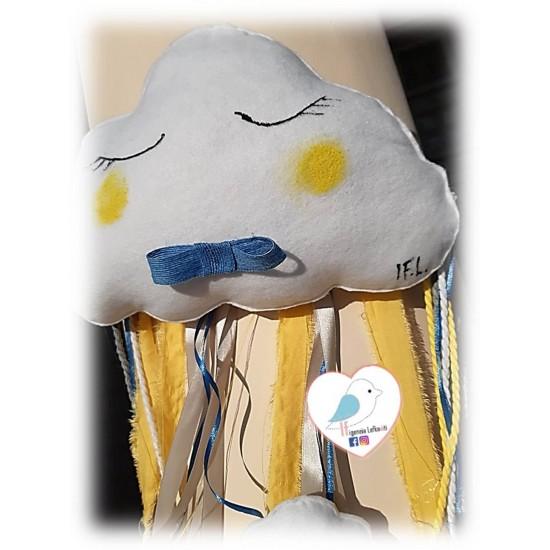 Διακοσμητικό Λούτρινο μαξιλάρι Σύννεφο
