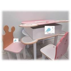 Χειροποίητο κουτί γραφείο ΑΜΑΞΑ  princess