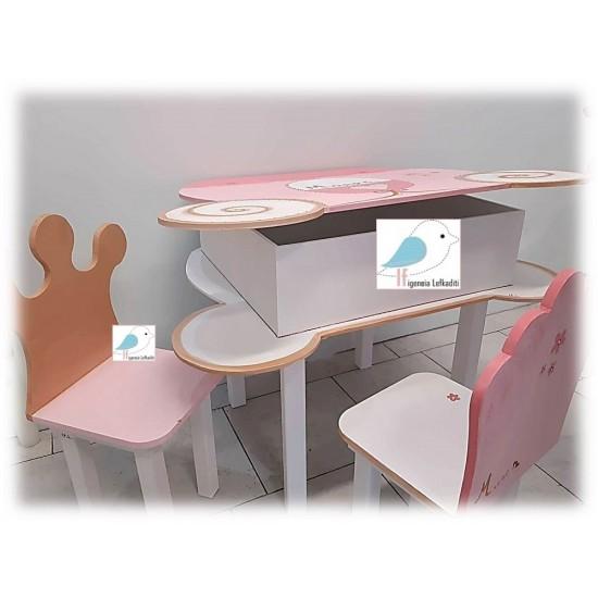 Παιδικό γραφείο ΑΜΑΞΑ  princess
