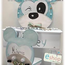 Παιδικό γραφείο μπουντουάρ για αγόρια  «Mickey mouse IF.L