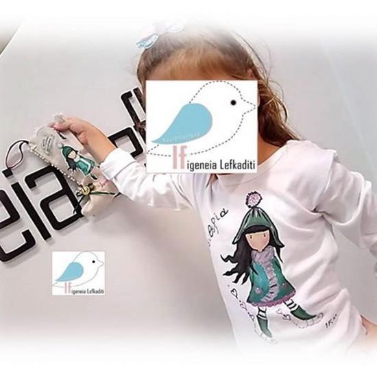 Χειροποίητο ζωγραφιστό μπλουζάκι με ήρωα - ΜΜ4