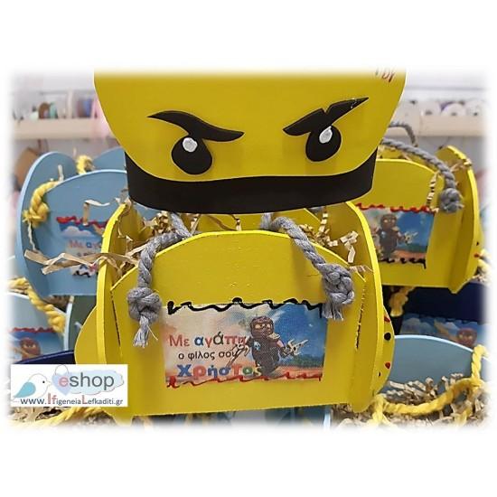 Χειροποίητα είδη πάρτυ LEGO NINJAGO