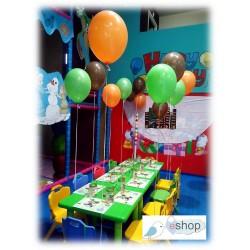 Χειροποίητο παιδικό party με θέμα το HULK