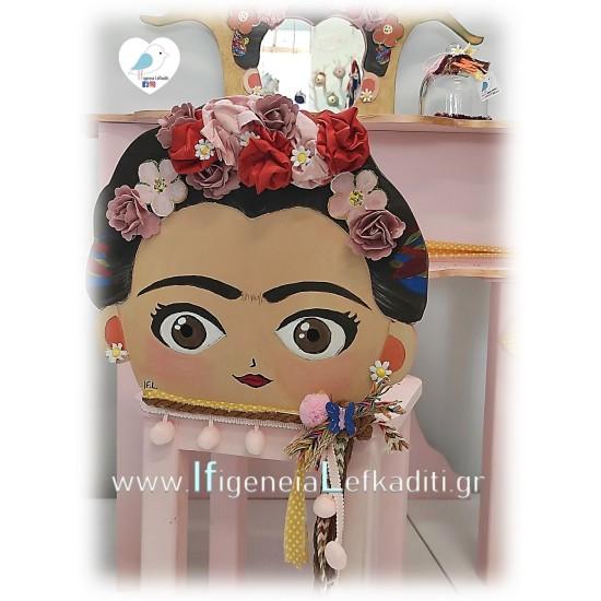 Σετ βάπτισης για κορίτσι Φρίντα - Frida Kahlo με μπουντουάρ