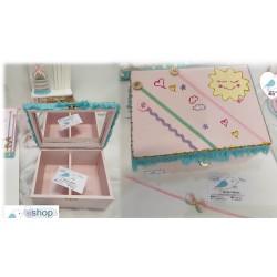 Ξύλινο κουτί μαρτυρικών ήλιος