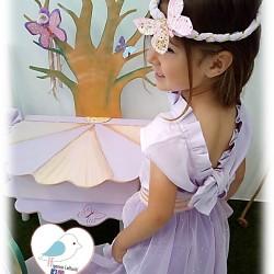 Χειροποίητο σετ Νεράιδα-πεταλούδα